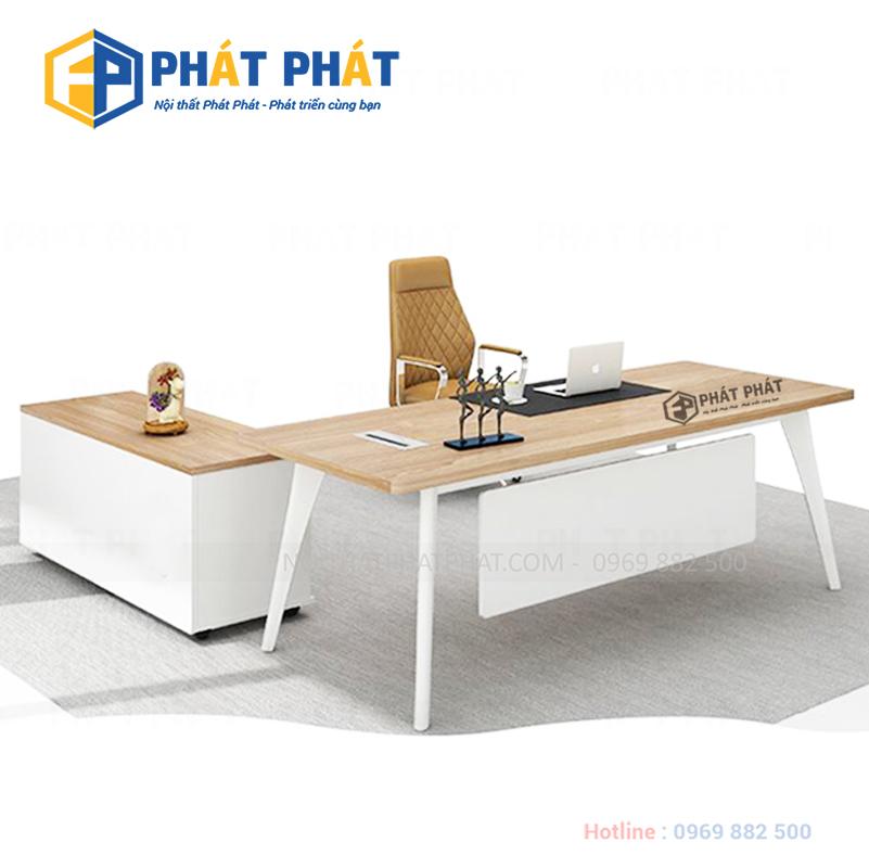 Sử dụng bàn làm việc chữ L với nhiều ưu điểm nổi trội - 3