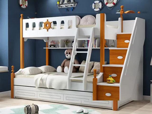 Tham khảo những mẫu giường tầng hiện đại nhất hiện nay - 1