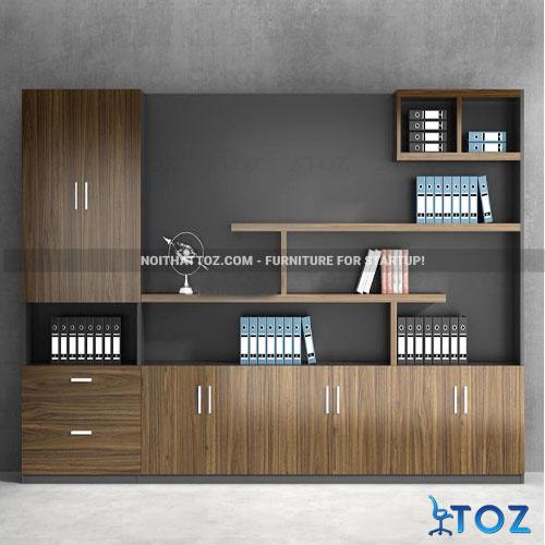 Mua tủ giám đốc hiện đại, chất lượng cao   Nội thất TOZ - 2