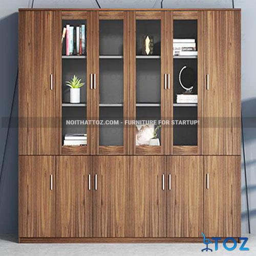 Mua tủ giám đốc hiện đại, chất lượng cao   Nội thất TOZ - 1